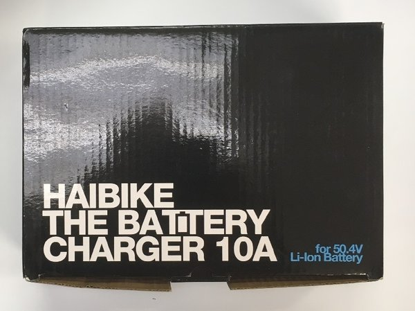 Haibike Charger 48V, 10A for XDURO Flyon models
