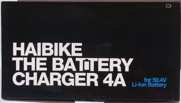 Haibike Charger 48V, 4A for XDURO Flyon models