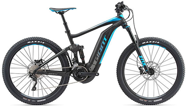 Standard battery with battery covers for the 2018 Giant Full E+1.5 SX Pro