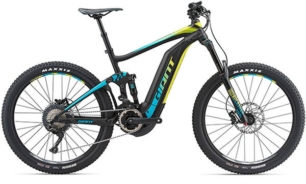 Standard battery with battery covers for the 2018 Giant Full E+1 SX Pro