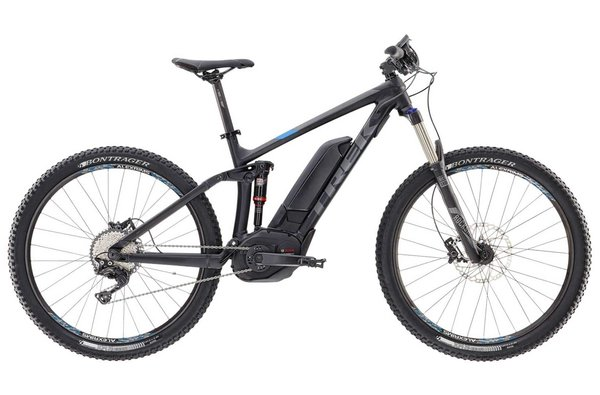 Standard 500Wh Battery with free decals for the 2017 Trek Powerfly FS 7